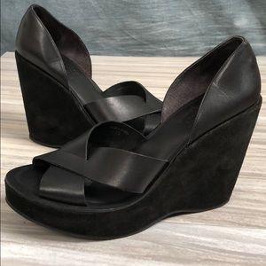 NEW Kork-Ease Retro 70's Platform Sandal sz 10